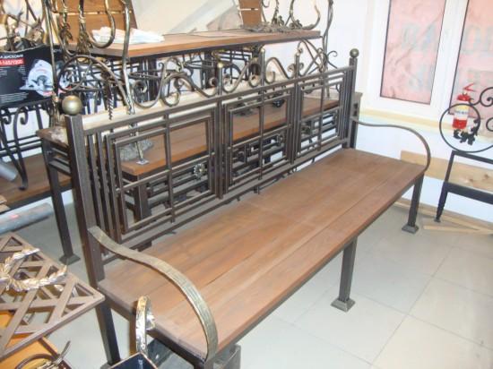 Скамейка 11
