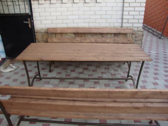 Скамейка 22