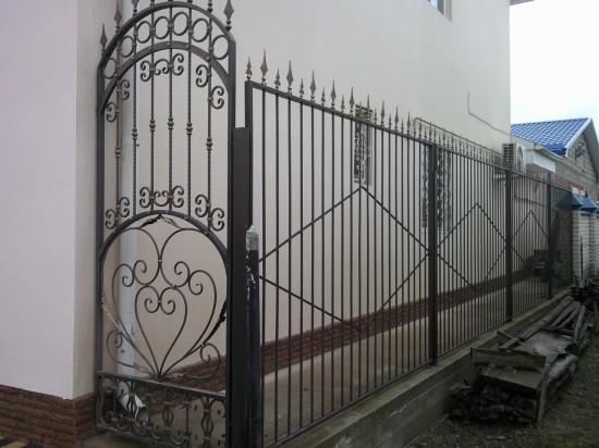 Забор 21