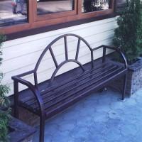 Скамейка 2