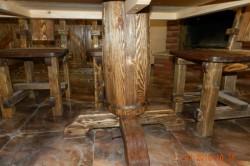 Стол (дерево под старину)