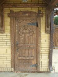 Дверь (дерево под старину) 2