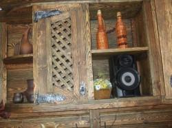 Шкаф (дерево под старину)